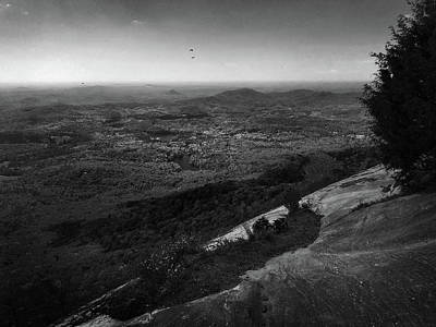 Photograph - Top Of Table Rock Lookout South by Kelly Hazel