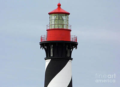 Photograph - Top Of The Lighthouse by D Hackett