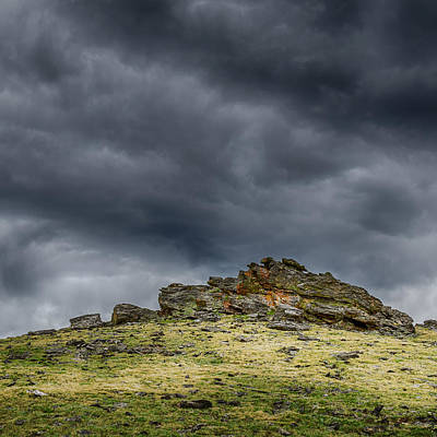 Photograph - Top Of The Mountain by Mary Angelini