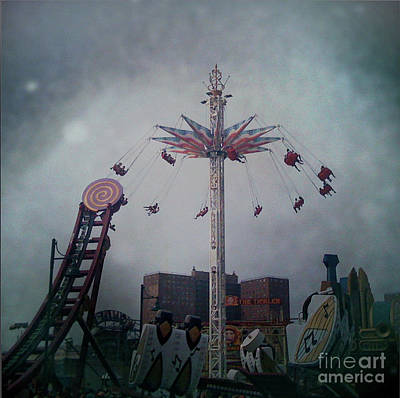 Americas Playground Photograph - Top Of The World by Onedayoneimage Photography
