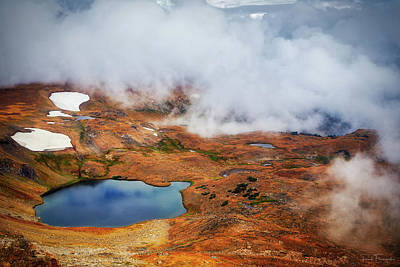Photograph - Top Of The World by Rick Furmanek