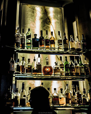 Photograph - Top Shelf by Ant Pruitt
