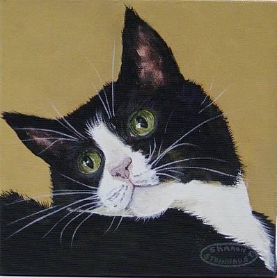 Painting - Topaz by Sharon Steinhaus