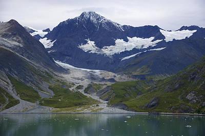 Photograph - Topeka Glacier by Richard J Cassato