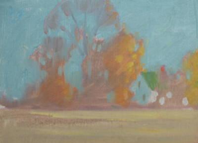 Painting - Toporowski Place by Len Stomski