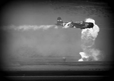 Photograph - Tora, Tora, Tora At The Reno Air Races by John King