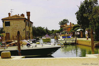Photograph - Torcello Island by Cendrine Marrouat