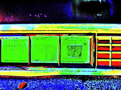 Photograph - Torino 55 by George Ramos