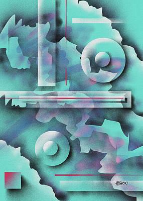 Painting - Torn Away by Hakon Soreide