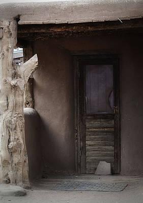 Photograph - Torn Screen by Nadalyn Larsen