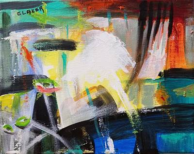 Wall Art - Painting - Tornado Chaser by Stuart Glazer