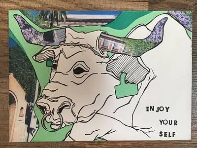 Toro De Nice Art Print