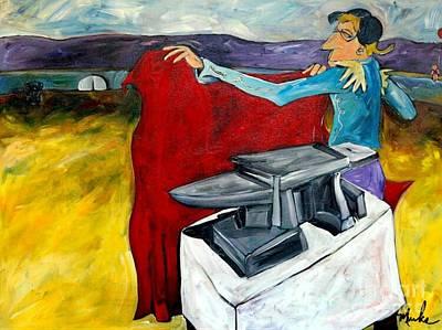 Painting - Toro by John Stillmunks