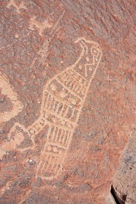 Photograph - Toro Muerto Petroglyph 38 by Aidan Moran