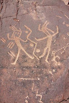 Photograph - Toro Muerto Petroglyph 46 by Aidan Moran