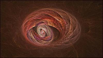 Digital Art - Toroidal Vortex by Doug Morgan