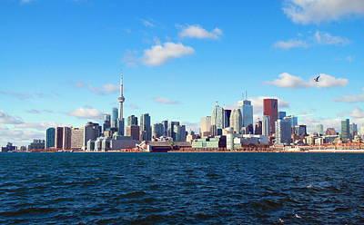 Photograph - Toronto, Canada by Valentino Visentini