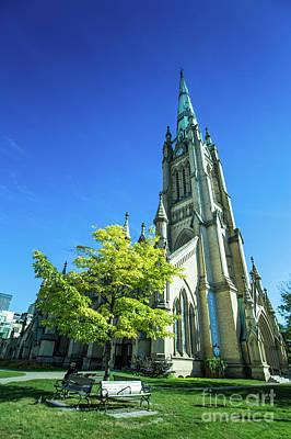 Photograph - Toronto Cathedral , Canada150  by Mariusz Czajkowski