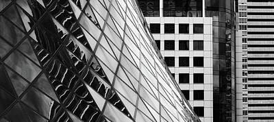Photograph - Toronto Center by David Pantuso