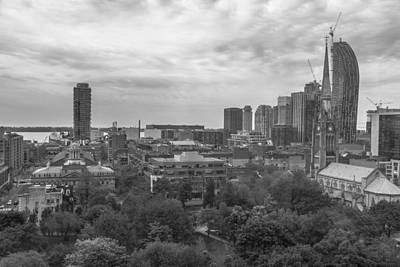 Photograph - Toronto Cityscape From Above by John McGraw