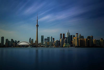 Photograph - Toronto Cityscape by Ian Good