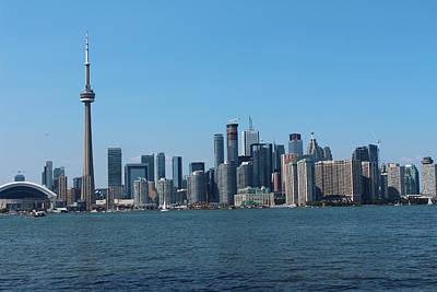 Photograph - Toronto Cityscape by Samantha Delory