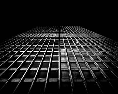 Photograph - Toronto Dominion Centre No 100 Wellington St W by Brian Carson