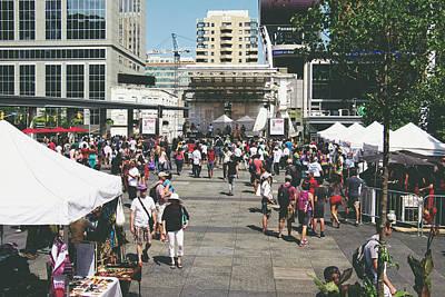 Photograph - Toronto Summer Music Festival by Lucinda Walter