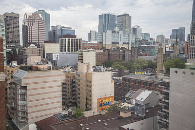 Photograph - Toronto From Up High by John McGraw