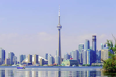 Photograph - Toronto Harbour by Keith Armstrong