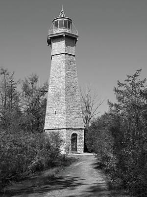 Photograph - Toronto Islands Lighthouse by David Pantuso