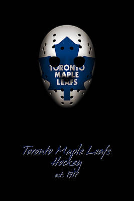 Photograph - Toronto Maple Leafs Established by Joe Hamilton
