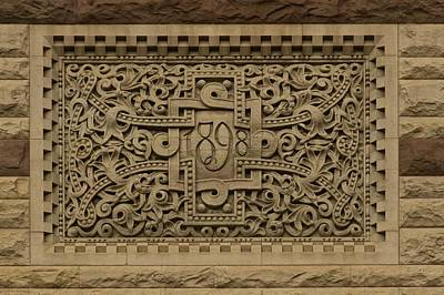 Photograph - Toronto Old City Hall - Sandstone Work - 1 by Hany J