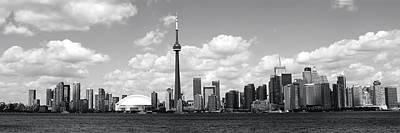 Toronto Skyline 11 Art Print by Andrew Fare