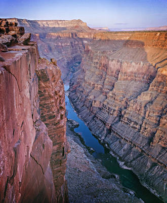 Photograph - Toroweap, Grand Canyon by Gary Shepard