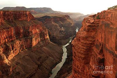 Photograph - Toroweap In Grand Canyon by Benedict Heekwan Yang
