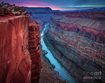 Photograph - Toroweap Sunrise by Inge Johnsson