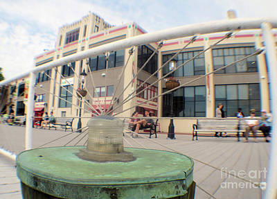 Photograph - Torpedo Factory Art Center by John S