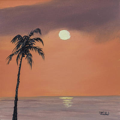 Painting - Tropical Sun by Darice Machel McGuire