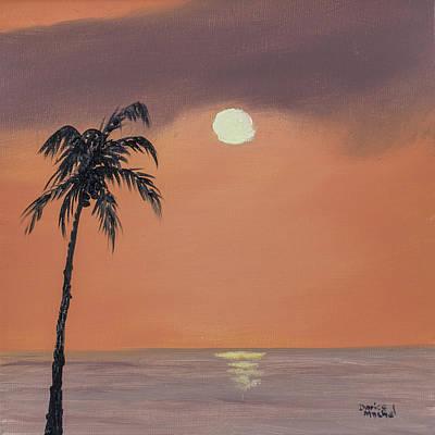 Painting - Tropical Sun by Darice Machel McGuire