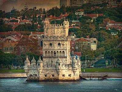 Photograph - Torre De Belem by Hanny Heim