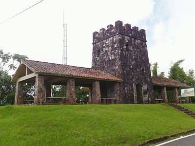 Photograph - Torre De Piedra by Walter Rivera Santos