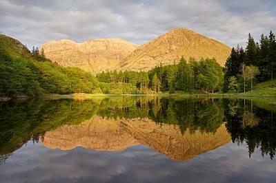 Photograph - Torren Lochan by Stephen Taylor