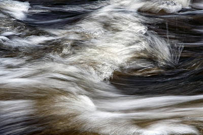 Photograph - Water Flow 2 by Glenn Gordon