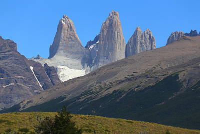 Photograph - Torres Del Paine by Andrei Fried