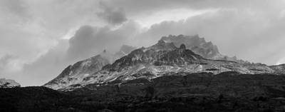 Photograph - Torres Del Paine National Park by Adrian O Brien
