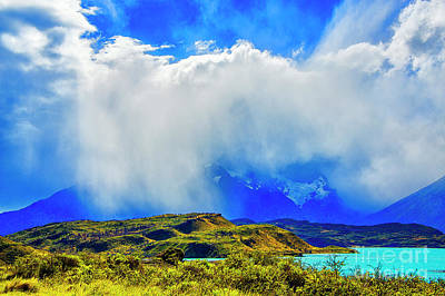 Photograph - Torres Rain Showers by Rick Bragan