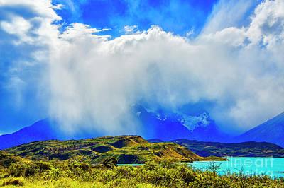Photograph - Torres Rain Showers by Rick Bragan