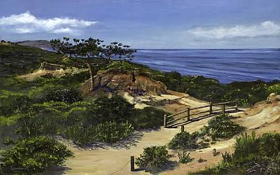 Painting - Torrey's Hike by Lisa Reinhardt