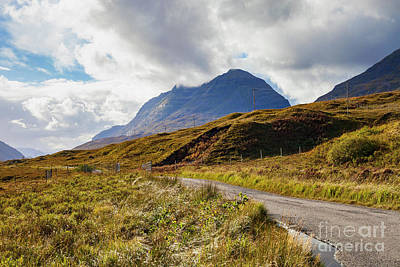 Photograph - Torridon Awaits by Diane Macdonald